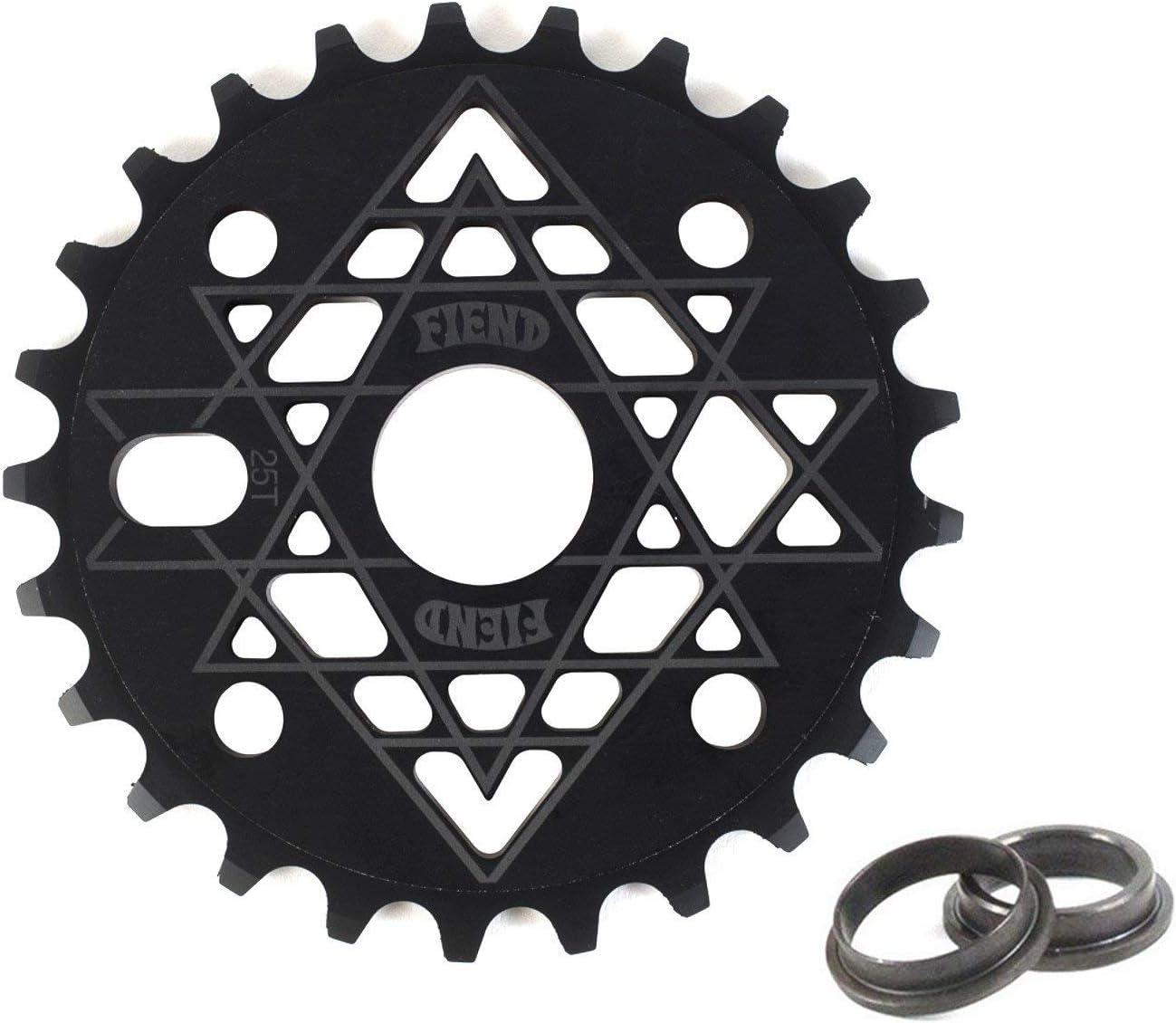 Fiend BMX Palmere - Plato de Bicicleta (19 mm, 22 mm, 24 mm ...