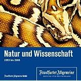 Natur und Wissenschaft 1993 bis 2005, 1 CD-ROM