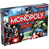 Monopoly B0323103 - Gioco da tavolo Avengers, Versione Italiana, Multicolore