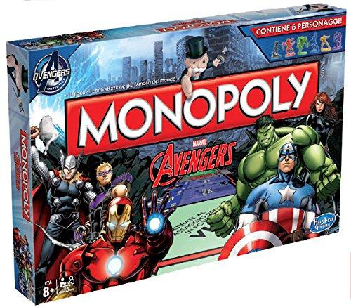 Monopoly Avengershttps://amzn.to/2QD2tms