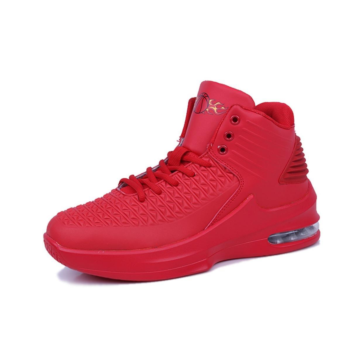 hommes hommes / coussin femmes un coussin / d'air chaussures de marche chaussures sport nouveau mi - chaussure de basket pour garçon élégant et moderne et mode élégante an9644 emballage léger pour chaussures 239e55