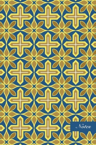 Yellow Pattern Cross (Notes: 6