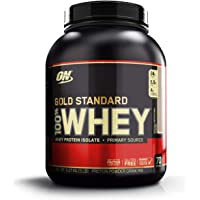 Optimum Nutrition Gold Standard 100% Whey Protein Powder, Mocha Cappuccino - 2.27 Kilograms