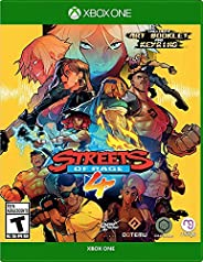 Streets Of Rage 4 - Standard Edition - Xbox One