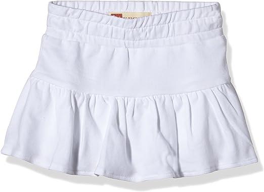 Neck & Neck Short Algodon Niña - Falda para niña, color blanco ...