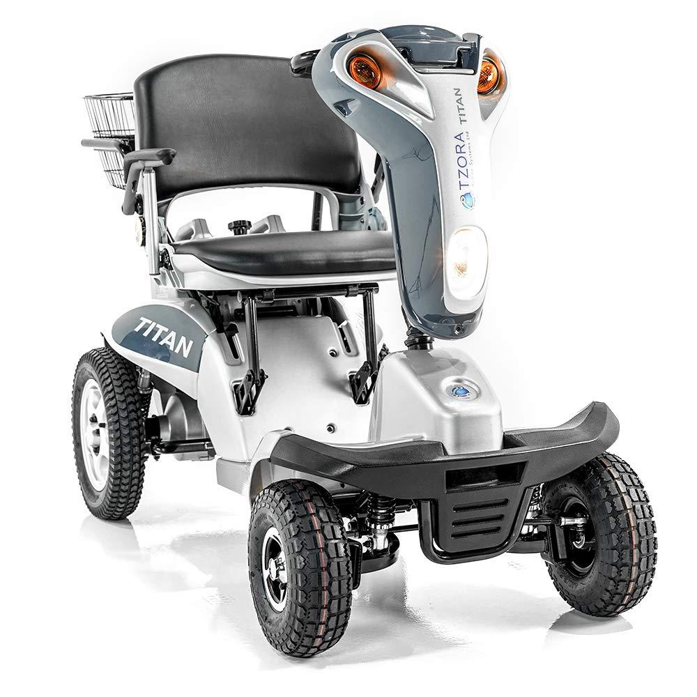 Amazon.com: Hummer XL plegable 4-Wheel – Patinete eléctrico ...