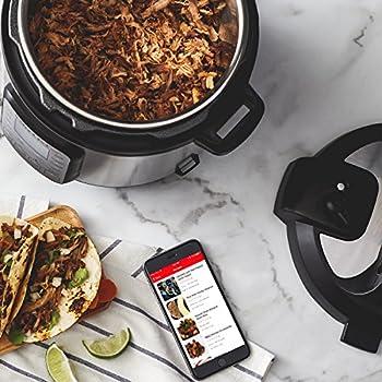 Instant Pot Duo Plus 60, 6 Qt 9-in-1 Multi- Use Programmable Pressure Cooker, Slow Cooker, Rice Cooker, Yogurt Maker, Egg Cooker, Sauté, Steamer, Warmer, & Sterilizer 6