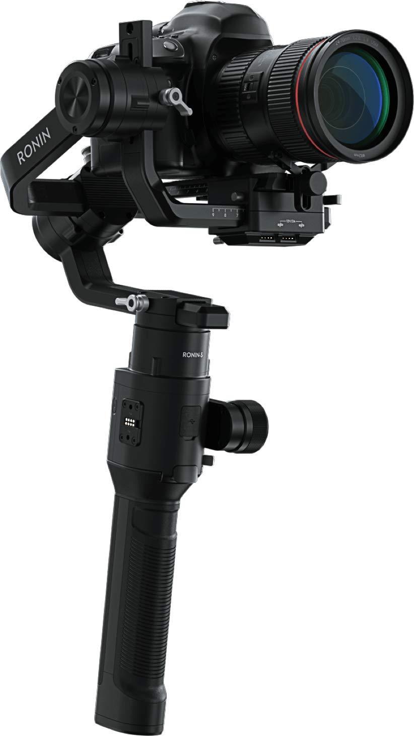 DJI Ronin-S Superior 3-axis Handheld Gimbal stabilizer: Amazon.in: Electronics