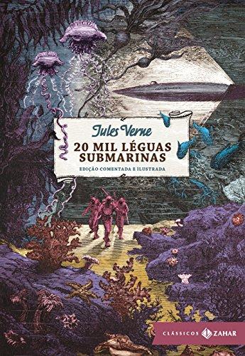 20 Mil Léguas Submarinas - Coleção Clássicos Zahar