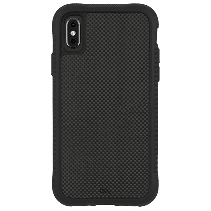 new products 181fd eade8 Case-Mate - iPhone XS Max Case - PROTECTION COLLECTION - iPhone 6.5 -  Carbon Fiber