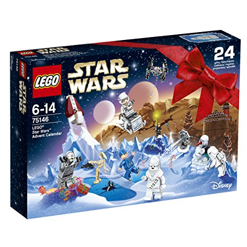 Lego Star Wars Lego (R) Star Wars Advent calendar 75146 (Lego Advent Calendar Star Wars)