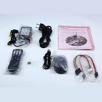 Amazon.com : Hikvision DS-7208HQHI-F1/N DVR, 8 Channel TVI, Black Turbo HD : Camera & Photo