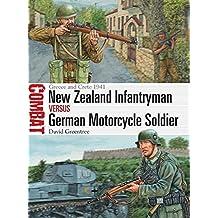 New Zealand Infantryman vs German Motorcycle Soldier: Greece and Crete 1941