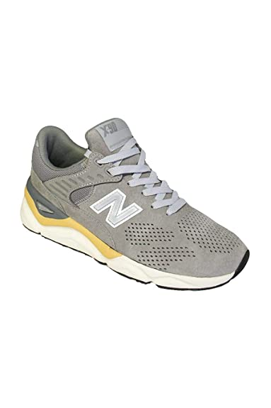 new product 190e2 fbdec New Balance X90 Trainers Grey 7 UK