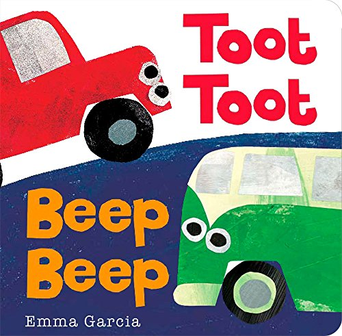 - Toot Toot Beep Beep (All About Sounds)