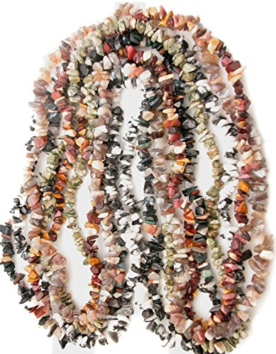 Lot #1 - 5 strands (each 36