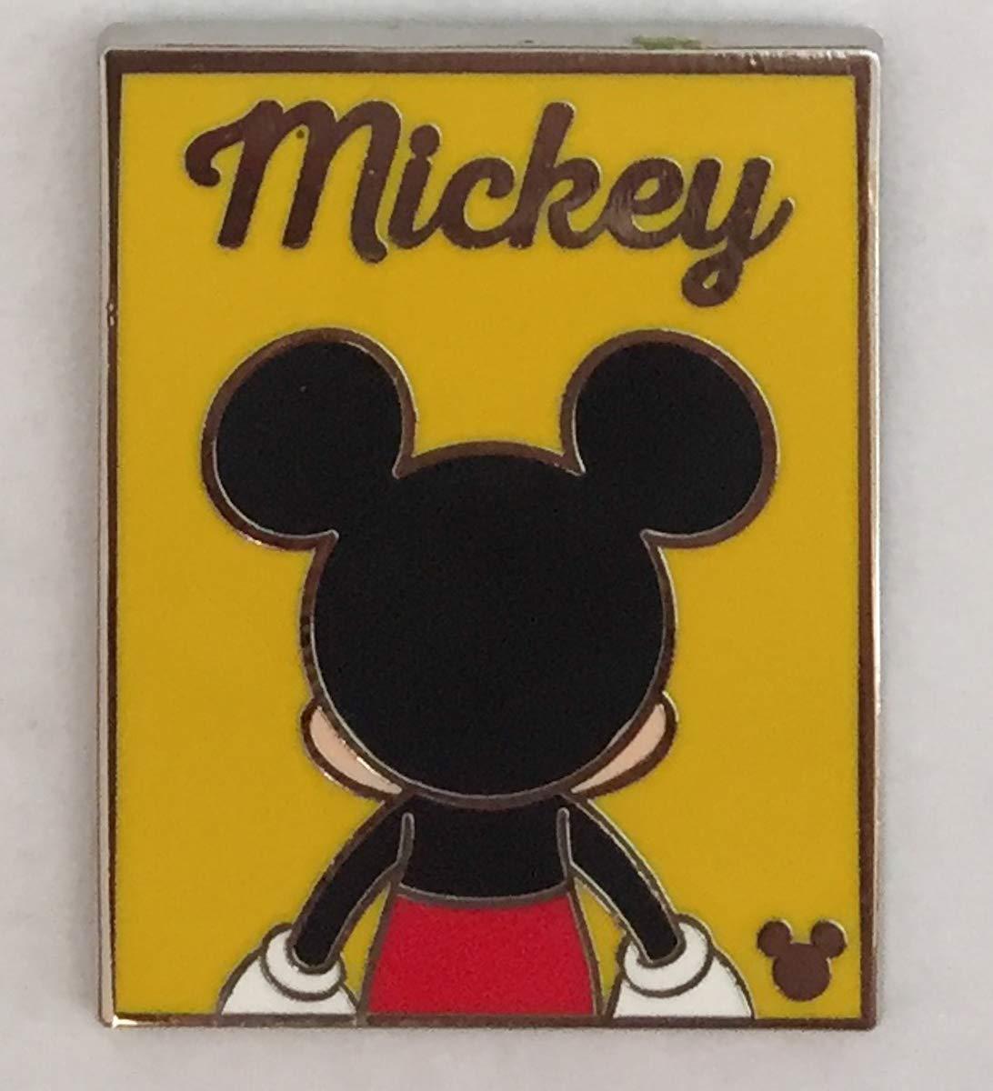 Disney Pin DLR - Hidden Mickey 2018 - Got Your Back - Mickey Mouse Disney Pin
