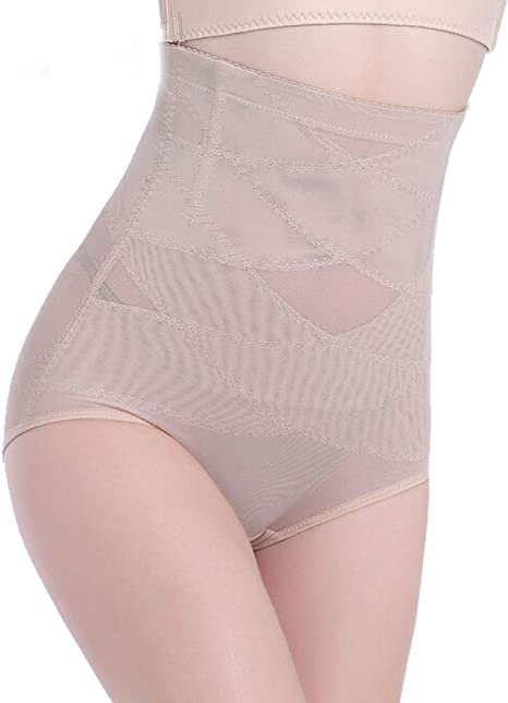 Postpartum Post Natal High Waist Girdle Belly Control Underwear for Ladies Women