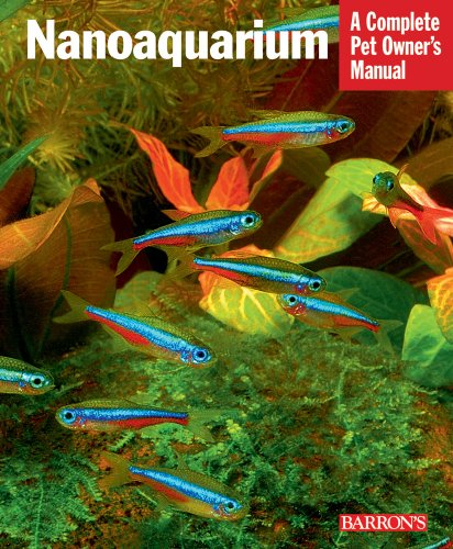 Nanoaquarium (Complete Pet Owner's Manuals)