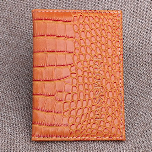 Bleu Titulaire En Ciel Kaki OHQ Orange Passeport Pour Rose Vert Visite Marron Orange Porte Violet Carte Noir De Protecteur Couverture Chaud Soft Jaune Cuir Vin Wallet Passeport qvqwaPx6S