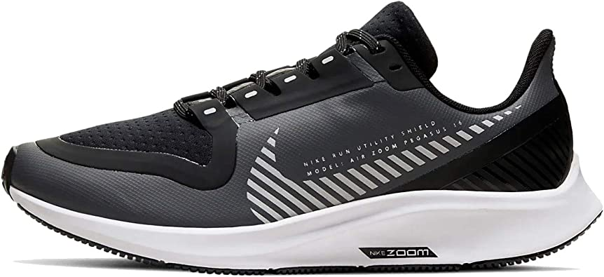 NIKE Air Zoom Pegasus 36 Shield GS, Zapatillas de Running Unisex Adulto: Amazon.es: Zapatos y complementos