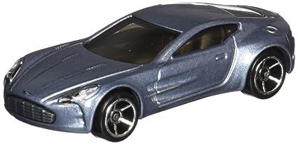 Buy Hot Wheels 2011 Aston Martin One 77 31 New Models Gray Online