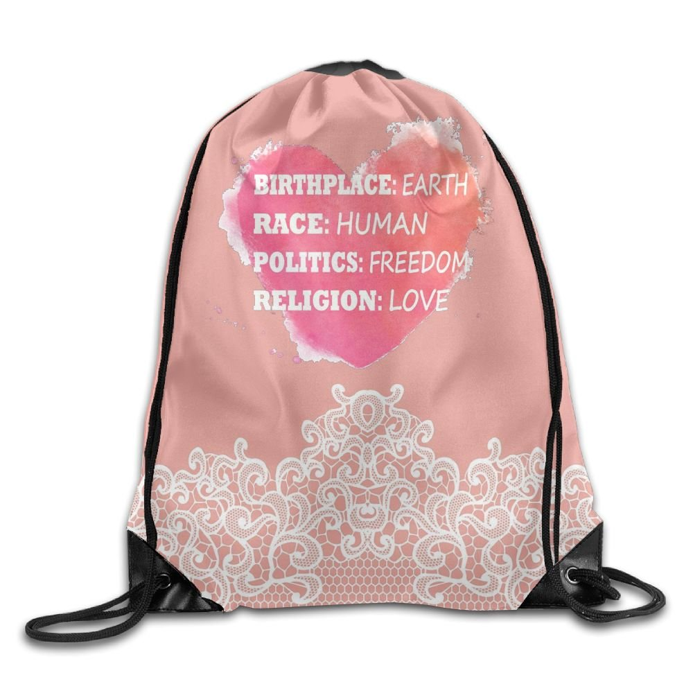 ecf5f868787e Ahjiutodfkol Unisex BirthPlace Earth Race Human Politics Freedom ...