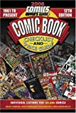 Comic Book Checklist and Price Guide, Maggie Thompson and Brent Frankenhoff, 0873499921