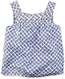 Carter's Baby Girls' Woven Fashion Top 235g332, Print, 12 Months