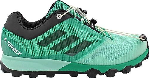 Chaussures trail running Adidas Terrex Trail Maker Femme noir vert