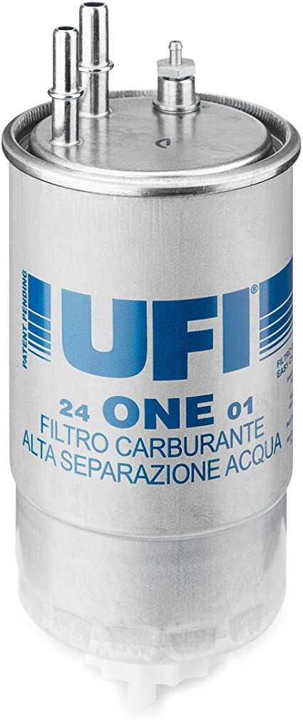 Ufi Filters 24 One 01 Fuel Filter Auto