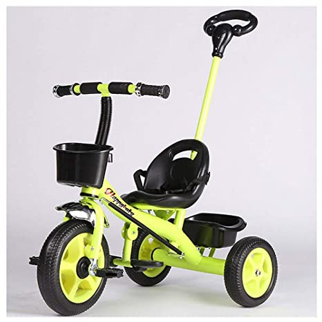 WU ZHI Triciclo Coche De Juguete De Tres Ruedas para Bebés ...