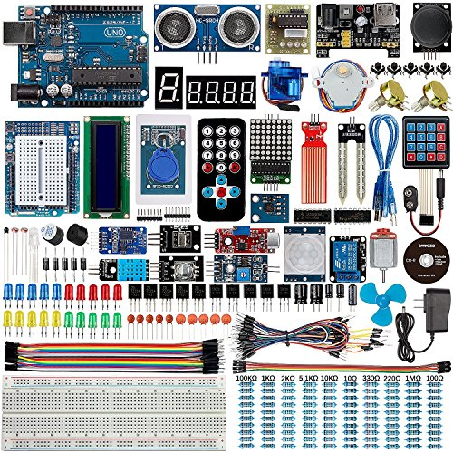 7 segment display arduino - 6