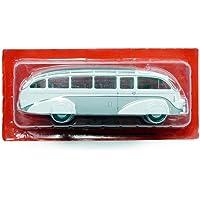 Promocar–Mercedes-Benz lo3100Duitsland–1939–Escala 1/43, acb011, Blanco Gris