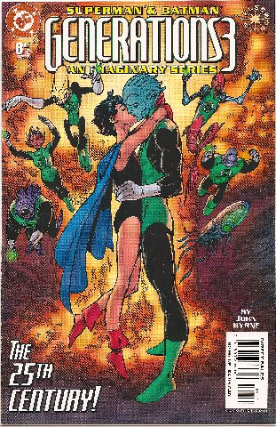 Download Superman & Batman: Generations III #6 (Elseworlds, 6 of 12) pdf epub
