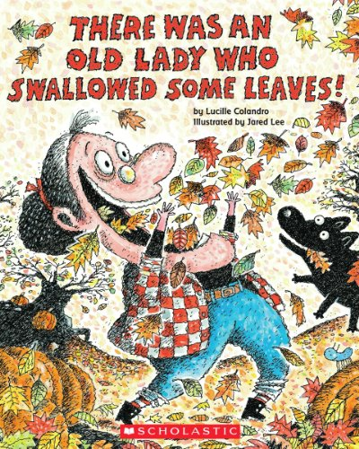 There Was an Old Lady Who Swallowed Some Leaves! - Audio Library Edition
