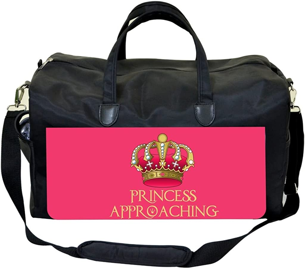 Princess Approaching Pink Sports Bag