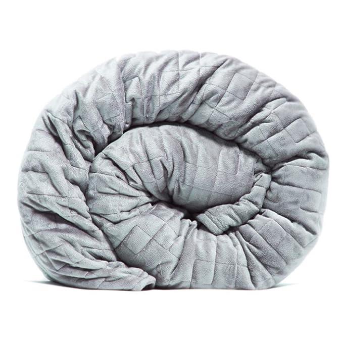 L&LQ Gravedad Manta Ayuda Descompresión Manta Promoción Profundidad Dormir Siesta Manta Aire Acondicionado Manta Gravedad, 2 x 1.2 Meters, ...