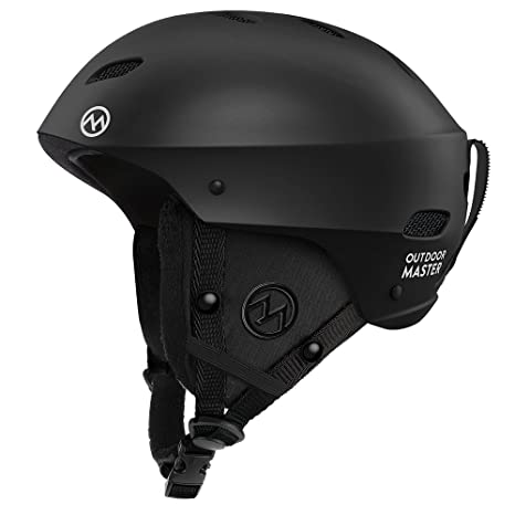 Amazon.com  OutdoorMaster KELVIN Ski Helmet - with ASTM Certified ... efd0bb566f