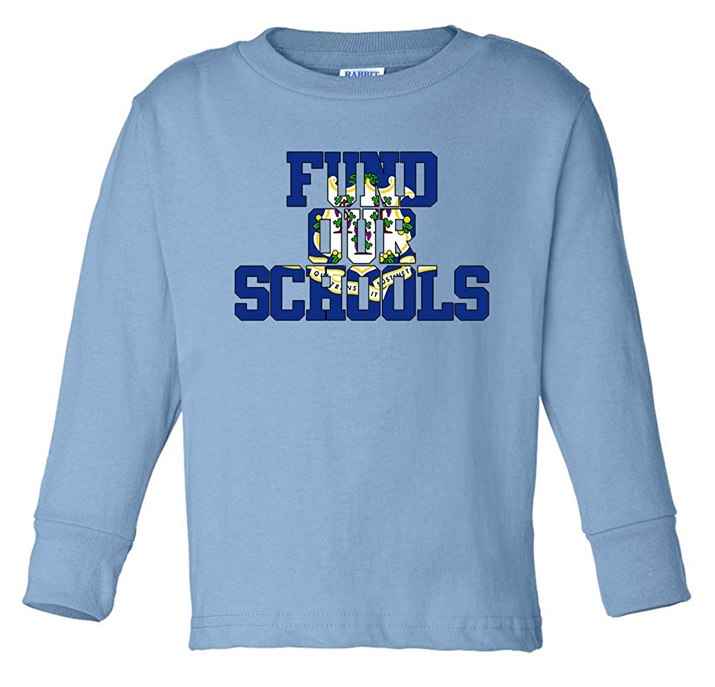 Tenacitee Babys Fund Our Connecticut Schools Shirt