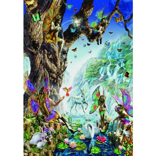 Fairy Falls Jigsaw Puzzle 1500 Piece