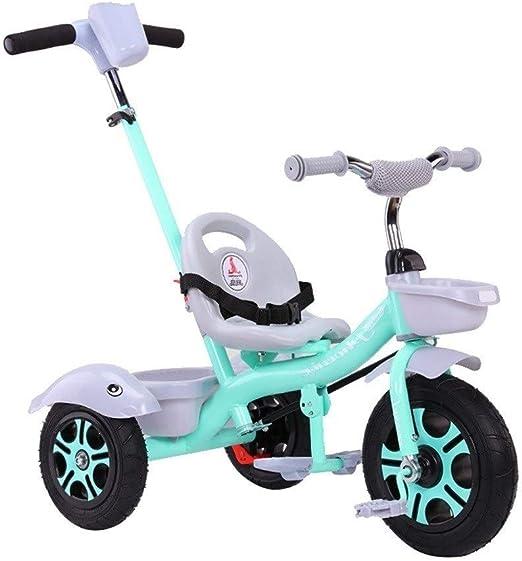 xy Triciclos Bici Bicicleta Triciclo Bebé 1-3-6 Años En Interiores ...