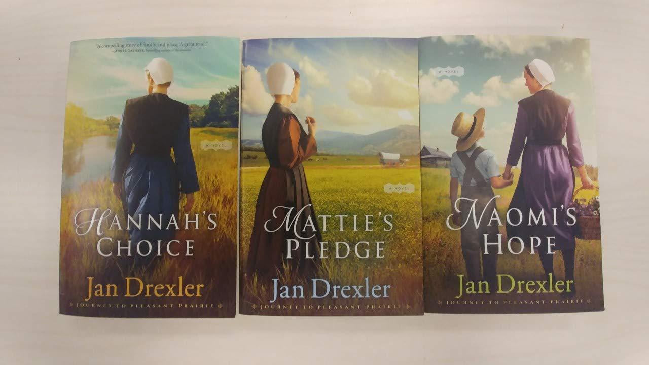 Journey to Pleasant Prairie (3 volume set): Jan Drexler: Amazon.com: Books