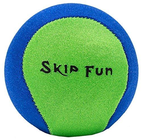Lake Toys/Beach Skip It Balls: Bouncy Water Toy Swimming Sports Games for Kids and Adults. Best Skipping Throw Waterball for Ocean Surf and Travel. Hours of Extreme Summer Fun for the Entire Family!