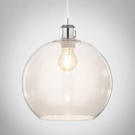 Aglaia bombilla LED filamento E27 4 W, A60 bombilla led 4 W consumo, equivalencia