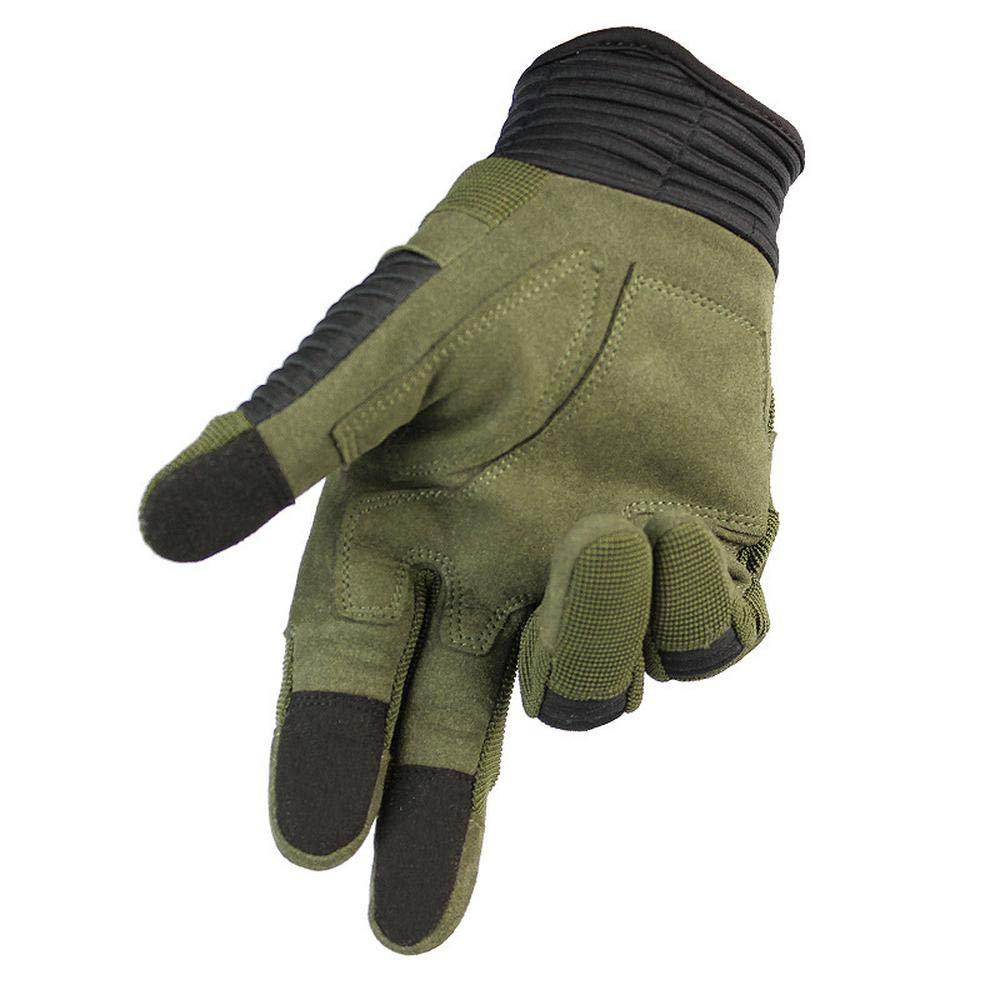 TYYM motorbike gloves Gants De Moto Gants dhiver en Plein Air Cyclisme Sport Fitness Gants D/écran Tactile Alpinisme Voyage ATV Riding Complet Finger Gants pour Hommes Brown-M
