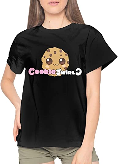 JosephHenkle Youth Boys Girls Short-Sleeve T-Shirts Adolescent Tee Crewneck Black Tops