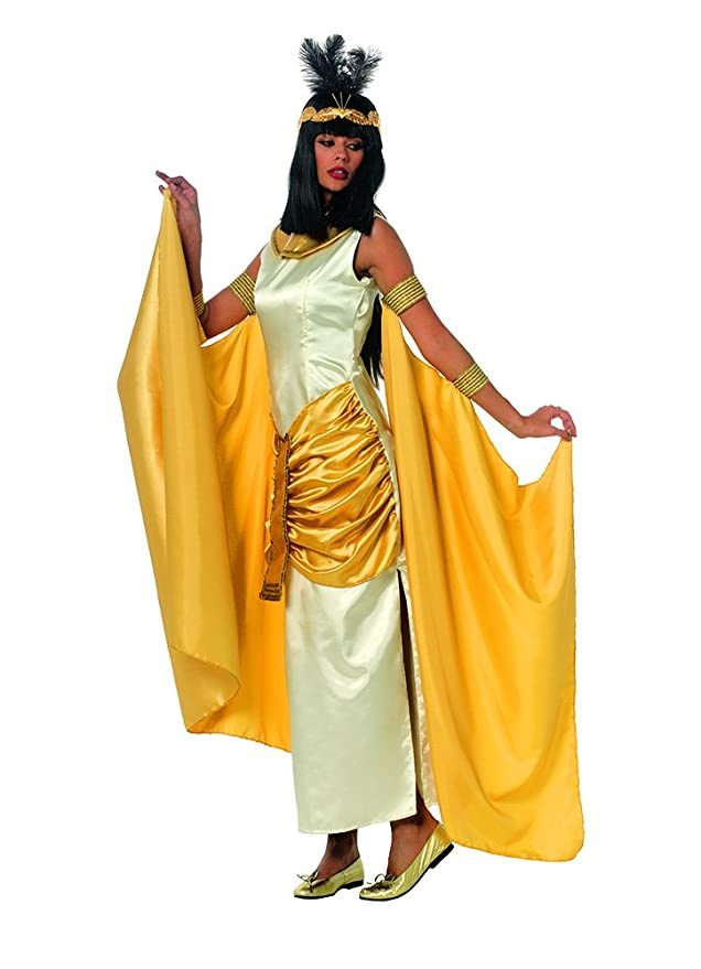 Stamco Disfraz Cleopatra Reina de Egipto (Talla 1 (S/M): Amazon.es ...