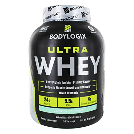 Buy Bodylogix - Ultra Whey Protein Isolate Primary Source Powder