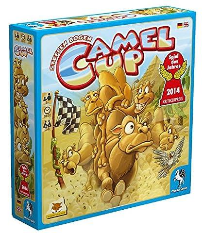 Pegasus Spiele PEG54541G Camel Up Board Game